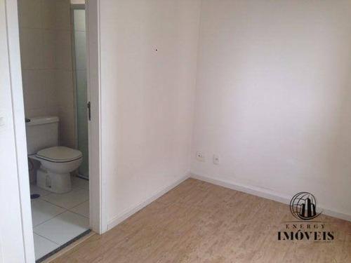 apartamento residencial à venda, água branca, são paulo. - ap1115
