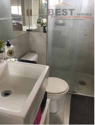 apartamento residencial à venda, água branca, são paulo. - ap4508