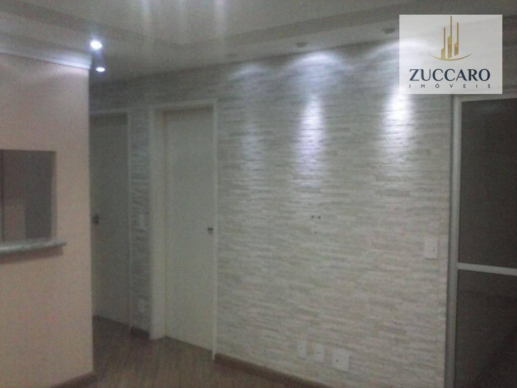 apartamento residencial à venda, água chata, guarulhos. - ap12098