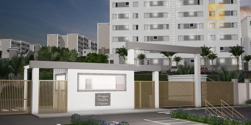 apartamento residencial à venda, água chata, guarulhos. - codigo: ap2858 - ap2858