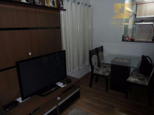 apartamento residencial à venda, água chata, guarulhos. - codigo: ap3295 - ap3295