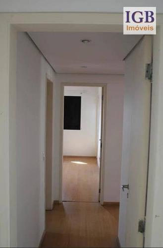 apartamento residencial à venda, água fria, são paulo. - ap0781