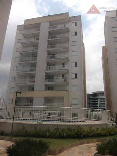 apartamento residencial à venda, água rasa, são paulo. - ap3573