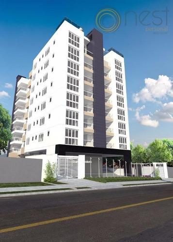 apartamento residencial à venda, água verde, curitiba. - ap0435