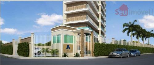 apartamento  residencial à venda, aldeota, fortaleza. - ap0642