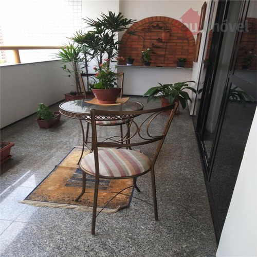 apartamento  residencial à venda, aldeota, fortaleza. - ap0672