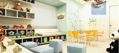apartamento residencial à venda, aldeota, fortaleza. - codigo: ap0111 - ap0111