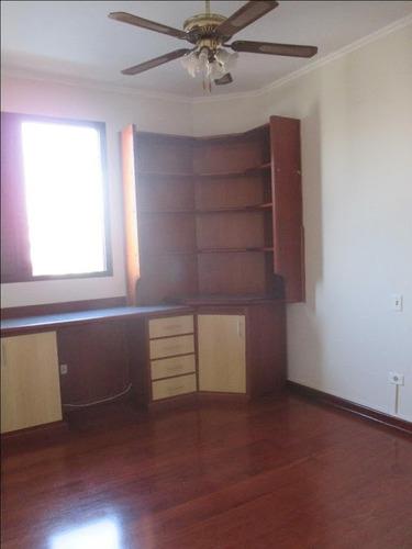 apartamento residencial à venda, alemães, piracicaba. - ap0410