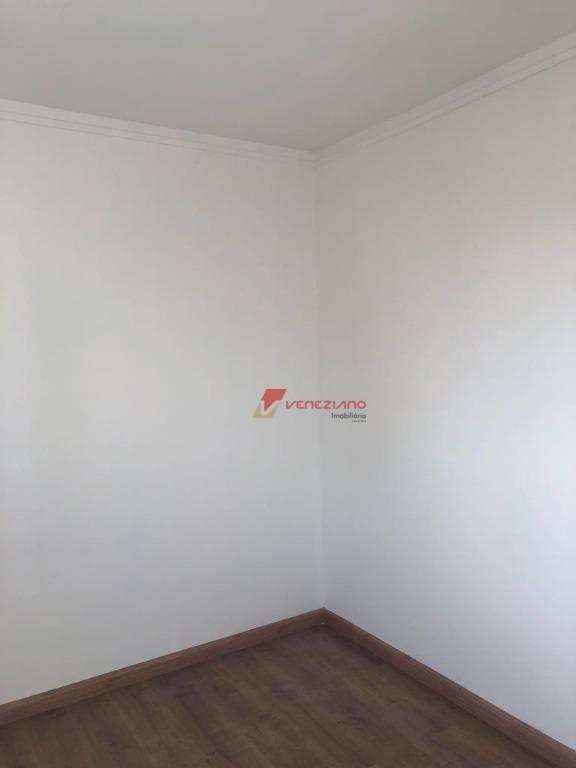 apartamento residencial à venda, alemães, piracicaba. - ap0463