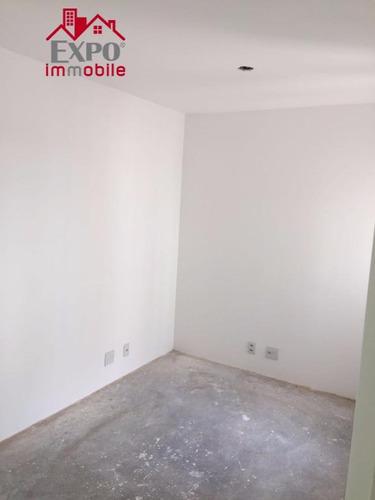 apartamento residencial à venda, alphaville campinas, campinas. - ap0225