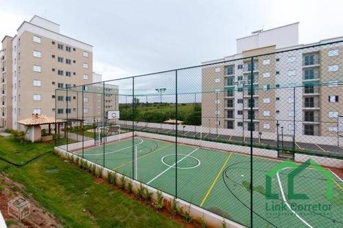 apartamento residencial à venda, alphaville campinas, campinas. - ap0622