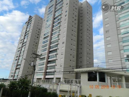 apartamento residencial à venda, alphaville campinas, campinas. - ap0659