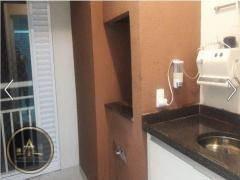 apartamento residencial à venda, alphaville industrial, barueri. - ap0512
