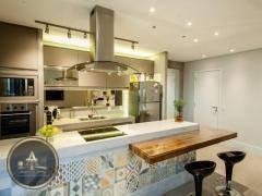 apartamento residencial à venda, alphaville, santana de parnaíba. - ap0673