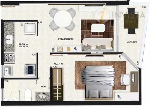 apartamento residencial à venda, altiplano cabo branco, joão pessoa - ap2387. - ap2387
