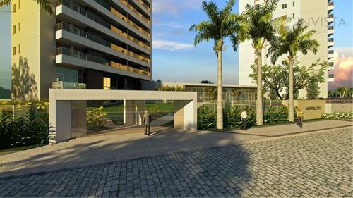 apartamento  residencial à venda, altiplano cabo branco, joão pessoa. - ap3583