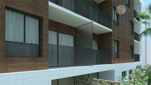 apartamento residencial à venda, altiplano, joão pessoa - ap2842. - ap2842