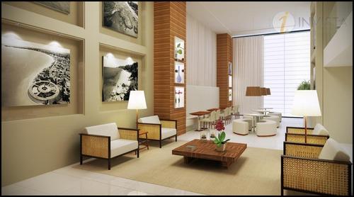 apartamento  residencial à venda, altiplano, joão pessoa. - ap3531