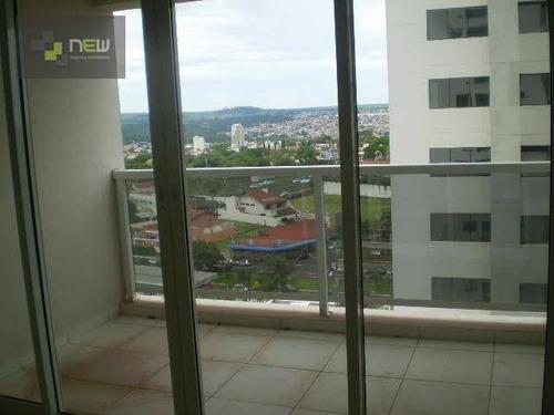 apartamento residencial à venda, alto da boa vista, ribeirão preto. - ap0726