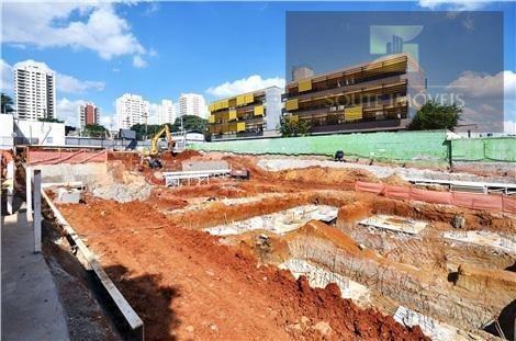 apartamento  residencial à venda, alto da boa vista, são paulo. - codigo: ap1780 - ap1780