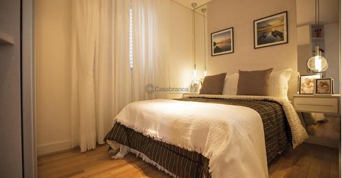 apartamento residencial à venda, alto da boa vista, sorocaba. - ap6781