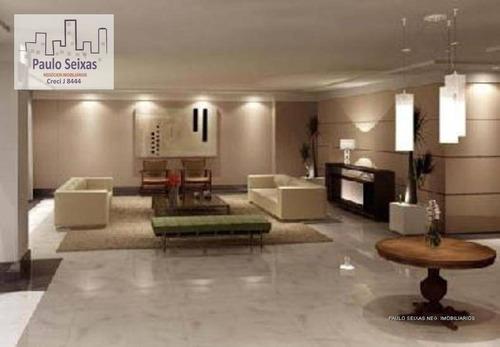 apartamento residencial à venda, alto da lapa, são paulo. - ap0023
