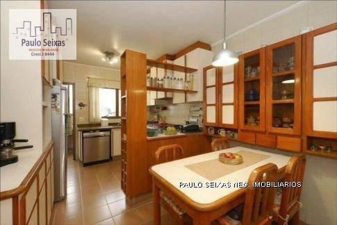 apartamento residencial à venda, alto da lapa, são paulo. - ap0034