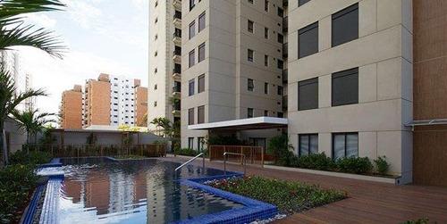 apartamento residencial à venda, alto da lapa, são paulo. - ap0605