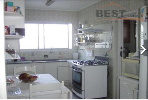 apartamento  residencial à venda, alto da lapa, são paulo. - ap3515