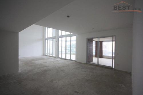 apartamento residencial à venda, alto da lapa, são paulo. - ap4181
