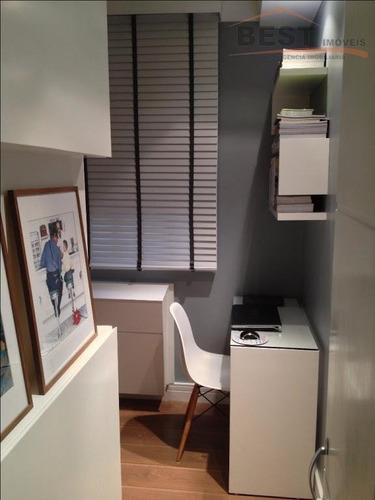 apartamento residencial à venda, alto da lapa, são paulo. - ap4264