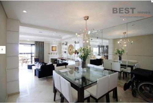apartamento residencial à venda, alto da lapa, são paulo. - ap4423