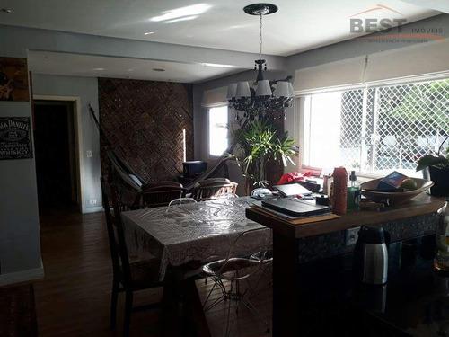 apartamento residencial à venda, alto da lapa, são paulo. - ap5003