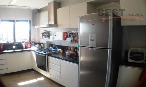 apartamento residencial à venda, alto da lapa, são paulo. - ap5017