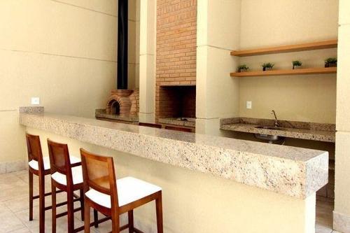 apartamento residencial à venda, alto da mooca, são paulo - ap0034