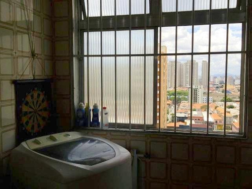 apartamento residencial à venda, alto da mooca, são paulo. - ap0659