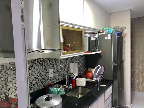 apartamento residencial à venda, alto da mooca, são paulo - ap0864. - ap0864