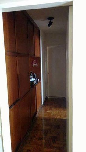 apartamento residencial à venda, alto da mooca, são paulo. - ap1552