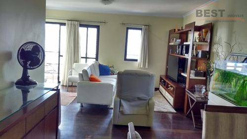 apartamento residencial à venda, alto de pinheiros, são paulo. - ap4228