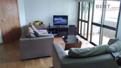 apartamento residencial à venda, alto de pinheiros, são paulo. - ap4582