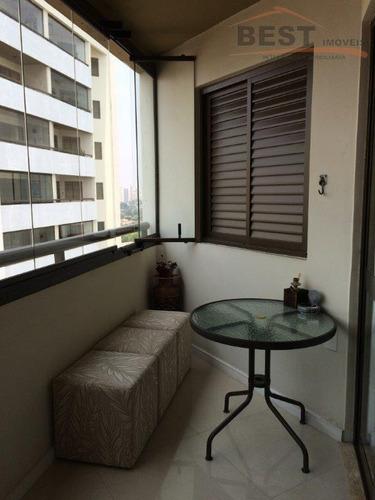 apartamento residencial à venda, alto de pinheiros, são paulo. - ap4637