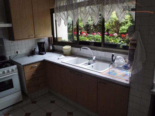 apartamento residencial à venda, alto de pinheiros, são paulo. - ap4995