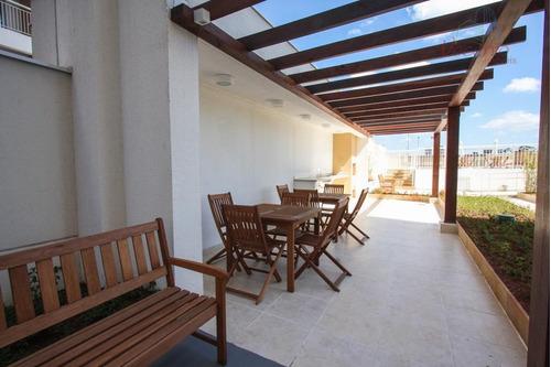 apartamento residencial à venda, alto do pari, são paulo. - codigo: ap0647 - ap0647