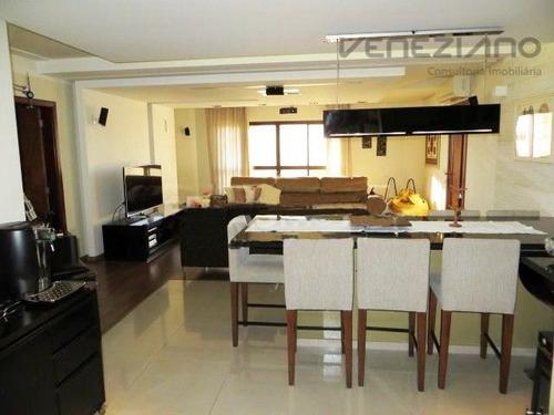 apartamento residencial à venda, alto, piracicaba. - ap0258