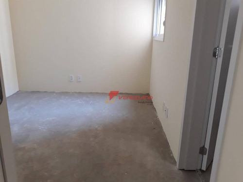 apartamento residencial à venda, alto, piracicaba. - ap0484
