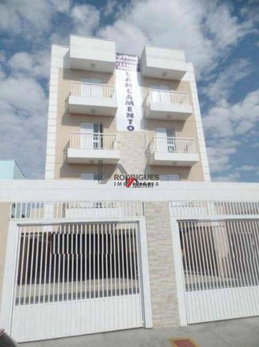 apartamento residencial à venda, alvinópolis, atibaia - ap0104. - ap0104