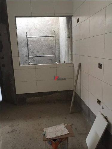 apartamento residencial à venda, alvinópolis, atibaia. - ap0230