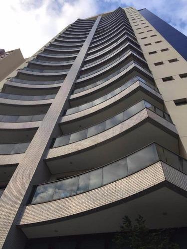 apartamento residencial à venda, anália franco, são paulo - ap0281. - ap0281