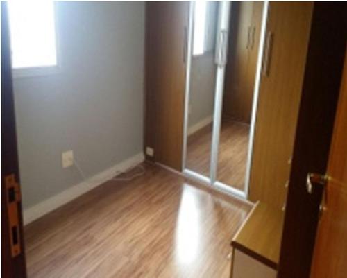 apartamento residencial à venda, anália franco, são paulo. - ap0638