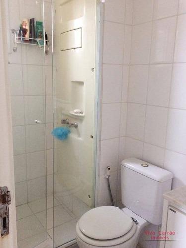 apartamento residencial à venda, anália franco, são paulo. - ap0804
